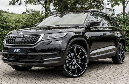 ABT Skoda Kodiaq 1 550x360 at ABT Skoda Kodiaq Gets Bear Like Power