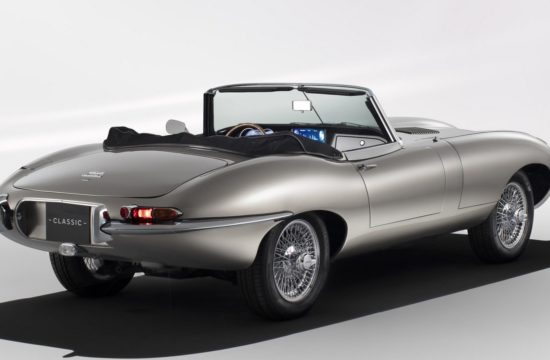 All Electric Jaguar E Type Zero 2 550x360 at All Electric Jaguar E Type Zero Headed for Production