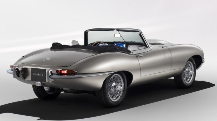 All Electric Jaguar E Type Zero 2 730x410 at All Electric Jaguar E Type Zero Headed for Production