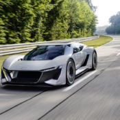 Audi PB18 e tron 4 175x175 at Audi PB18 e tron Takes Pebble Beach by (Electrical) Strom