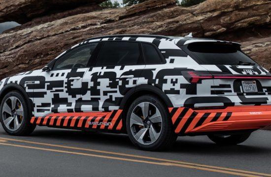 Audi e tron Prototype 550x360 at Audi e tron Prototype Recuperation Test at Pikes Peak
