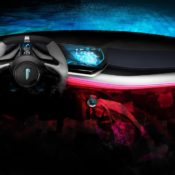 Automobili Pininfarina PF0 Interior Driver 175x175 at Pininfarina PF0 Hypercar Teased for Pebble Beach Debut