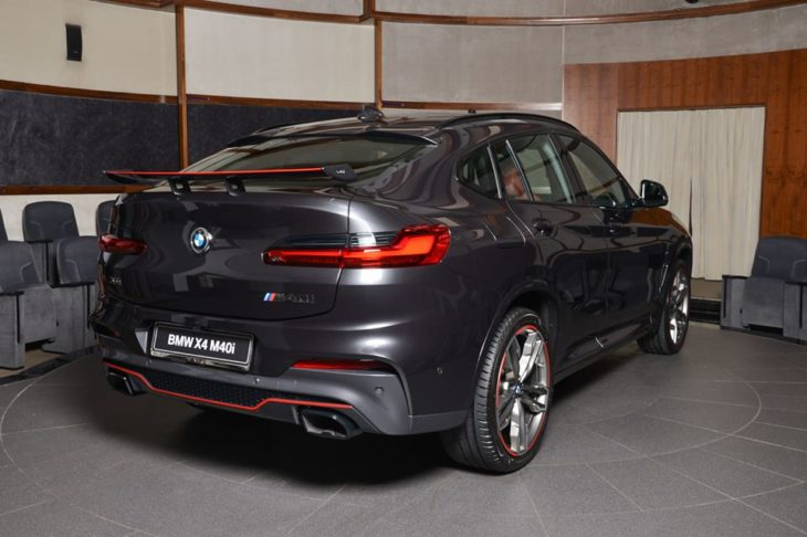 BMW X4 M40i AC AD 10 730x486 at 2019 BMW X4 M40i with AC Schnitzer Goodies