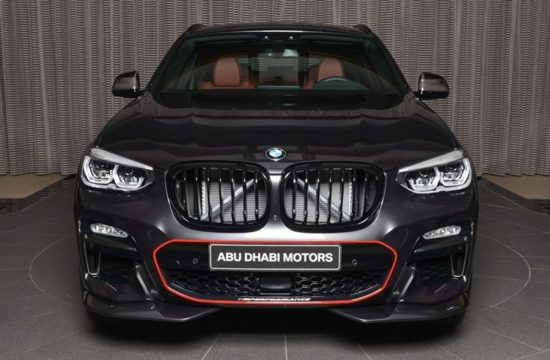 BMW X4 M40i AC AD 2 550x360 at 2019 BMW X4 M40i with AC Schnitzer Goodies