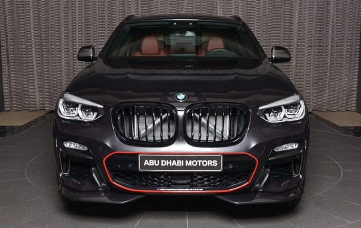 BMW X4 M40i AC AD 2 730x461 at 2019 BMW X4 M40i with AC Schnitzer Goodies