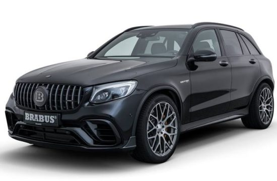 BRABUS GLC 600 0 550x360 at Brabus GLC 600 Based on Mercedes AMG GLC 63 S