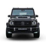 BRABUS for G 500 1 175x175 at Brabus Mercedes G500 (2019) Makes the G63 Redundant
