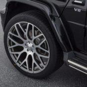 BRABUS for G 500 7 175x175 at Brabus Mercedes G500 (2019) Makes the G63 Redundant