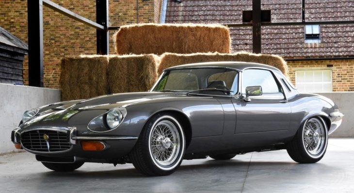 E Type UK Jaguar S3 V12 6.1 1 730x399 at 1974 Jaguar E Type Series 3 Restomod by E Type UK