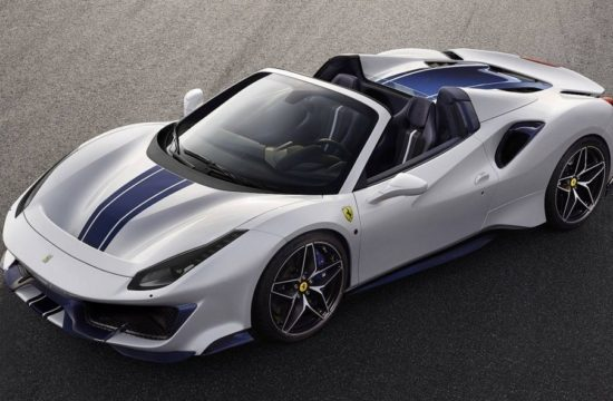 Ferrari 488 Pista Spider 1 550x360 at Ferrari Pista Spider Is the Most Beautiful Thing Ever!