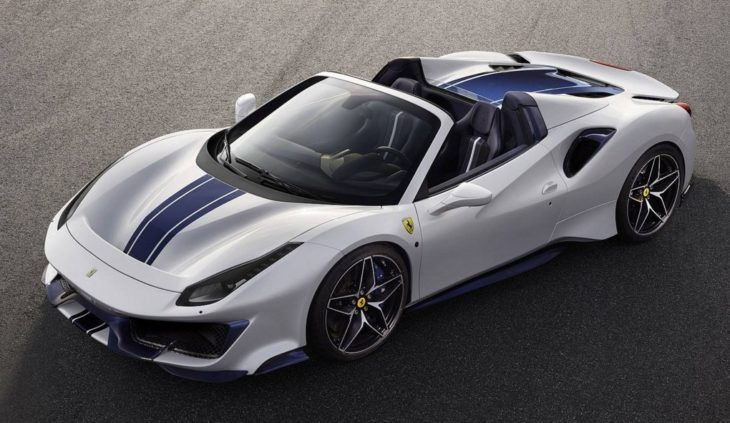 Ferrari 488 Pista Spider 1 730x423 at Ferrari Pista Spider Is the Most Beautiful Thing Ever!