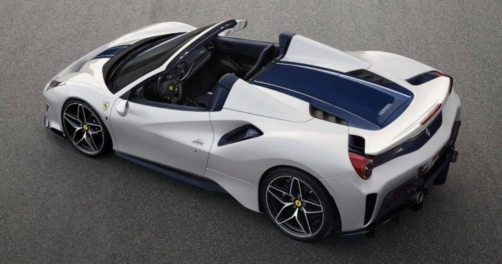 Ferrari 488 Pista Spider 4 730x384 at Ferrari Pista Spider Is the Most Beautiful Thing Ever!