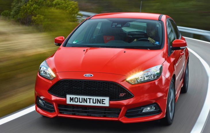 at Ford Focus ST Diesel Gets a Mountune Upgrade
