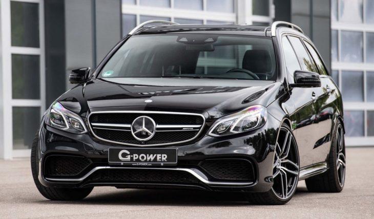 G Power Mercedes AMG E63 S Estate 1 730x428 at G Power Mercedes AMG E63 S Estate: 800 hp, 1,100 Nm!