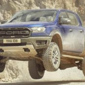 Go anywhere ability delievered by ultra strong chassis 175x175 at Euro Spec Ford Ranger Raptor Debuts at Gamescom