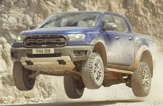 Go anywhere ability delievered by ultra strong chassis 550x360 at Euro Spec Ford Ranger Raptor Debuts at Gamescom