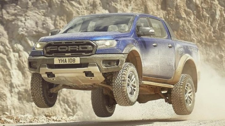 Go anywhere ability delievered by ultra strong chassis 730x411 at Euro Spec Ford Ranger Raptor Debuts at Gamescom
