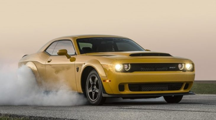 Hennessey Dodge Demon 1 730x407 at Hennessey Pushes Dodge Demon to 1000 Horsepower and Beyond