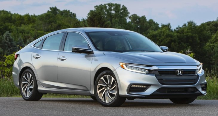 Honda Insight 013 730x390 at 2019 Honda Insight Earns its Top Safety Pick+ Badge