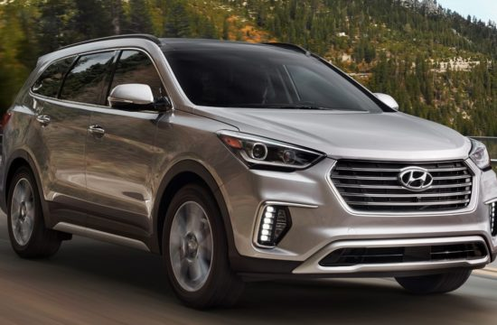 Hyundai Santa Fe XL 550x360 at 7 Seat Hyundai Santa Fe XL (2019) Priced from $30,850