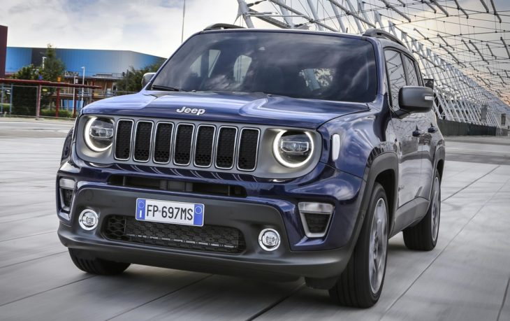 Jeep New Renegade MY19 Limited 10 730x459 at 2019 Jeep Renegade   UK Pricing and Specs