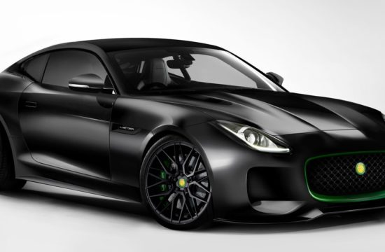 LISTER LFT 666 Front 550x360 at Lister LFT 666 Announced Based on Jaguar F Type