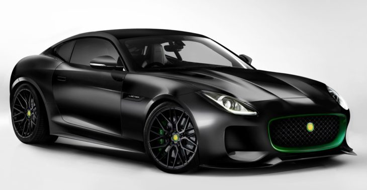 LISTER LFT 666 Front 730x378 at Lister LFT 666 Announced Based on Jaguar F Type