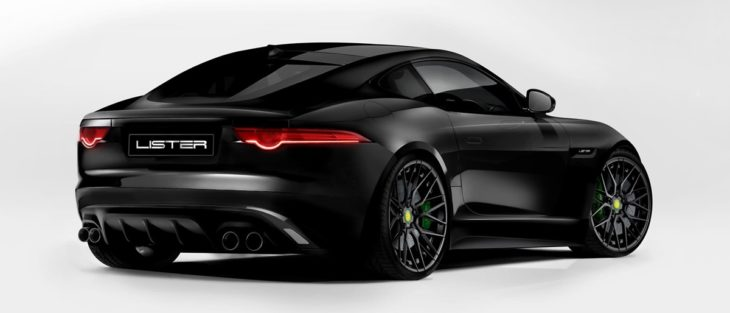 LISTER LFT 666 REAR 730x313 at Lister LFT 666 Announced Based on Jaguar F Type