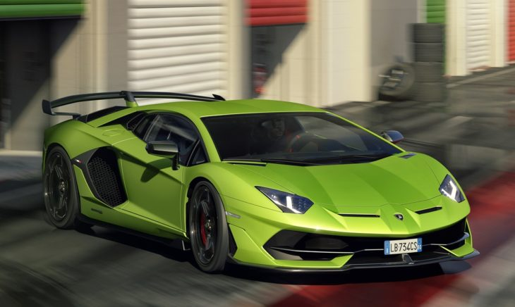 Lamborghini SVJ and SVJ 63 0 730x436 at Official: 2019 Lamborghini Aventador SVJ and SVJ 63