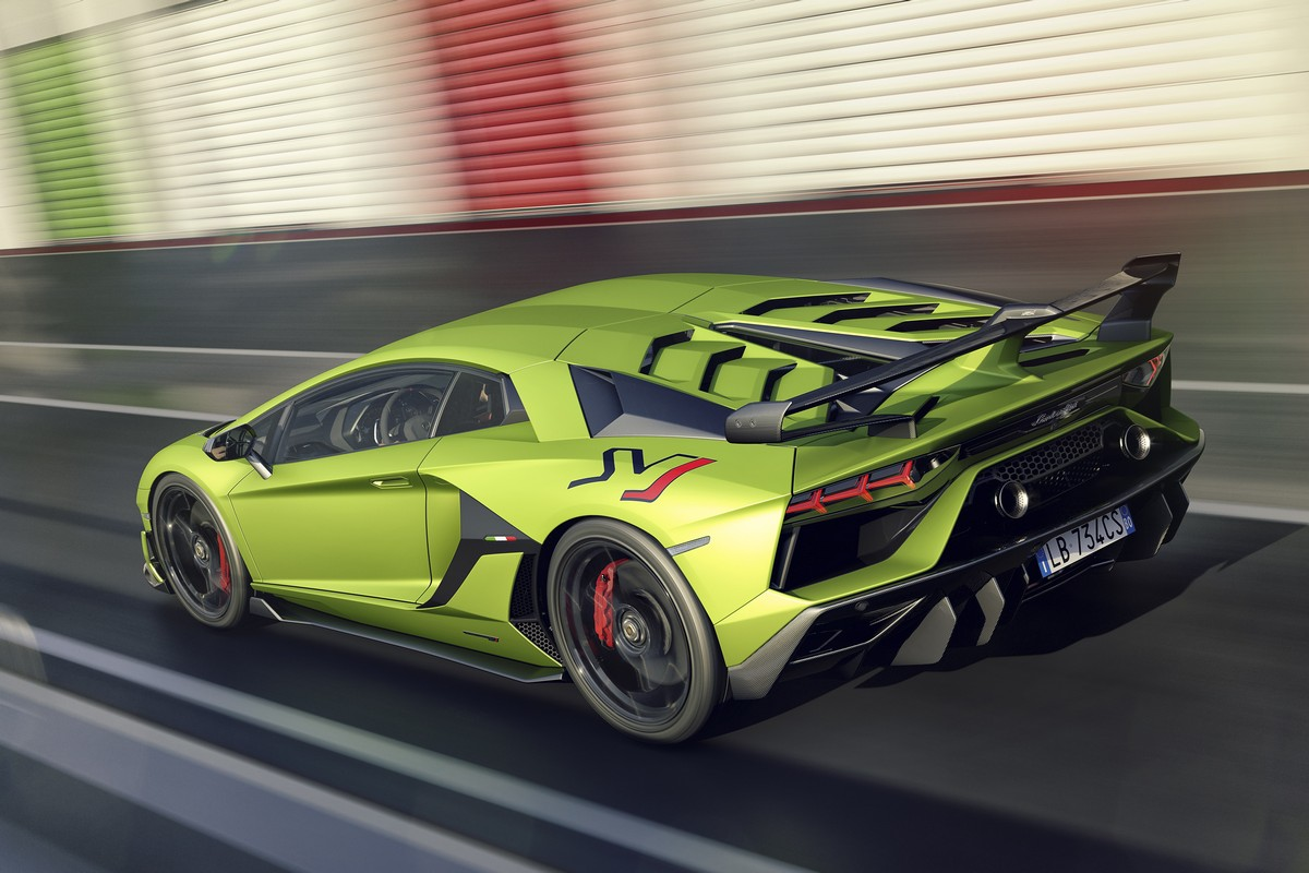 Official 2019 Lamborghini Aventador Svj And Svj 63
