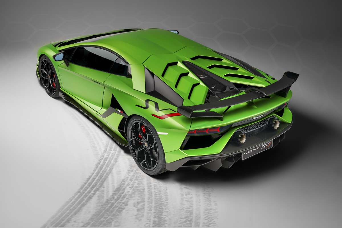 Official 2019 Lamborghini Aventador Svj And Svj 63