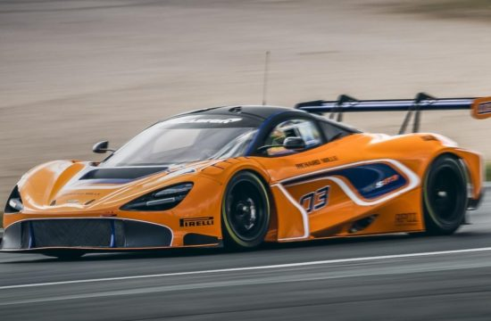 McLaren 720S GT3 550x360 at McLaren 720S GT3 Ready for 2019 Season with £440K Price Tag