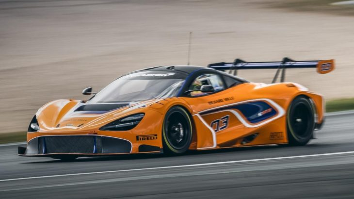 McLaren 720S GT3 730x410 at McLaren 720S GT3 Ready for 2019 Season with £440K Price Tag