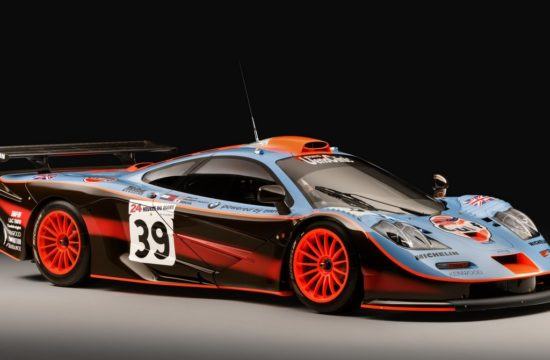 McLaren F1 GTR 25R 01 IMAGE TIM SCOTT 550x360 at McLaren F1 GTR Longtail 25R Restored by MSO