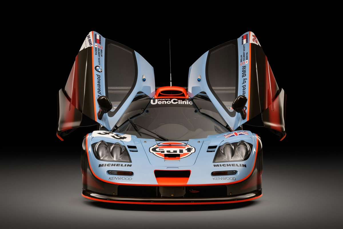 """3699f5ea4 """"McLaren cherishes its rich heritage of iconic and world-beating cars such  as the F1,"""" said McLaren Automotive Chief Executive Officer Mike Flewitt."""