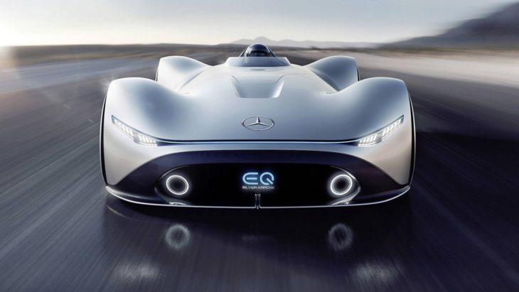 Mercedes Vision EQ Silver Arrow 2 730x411 at Things to consider when buying a Mercedes Benz