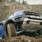 Ranger Raptor features unique underbody protection 175x175 at Euro Spec Ford Ranger Raptor Debuts at Gamescom