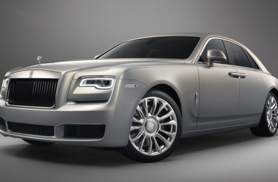 Rolls Royce Silver Ghost Collection 1 550x360 at 2019 Rolls Royce Silver Ghost Collection Limited Edition