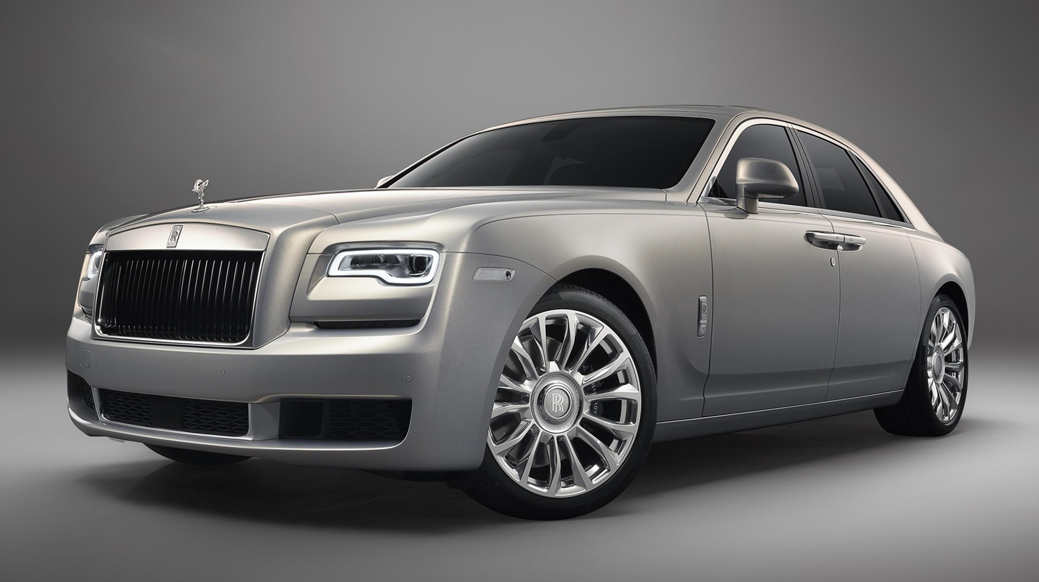 2019 Rolls Royce Silver Ghost Collection Limited Edition