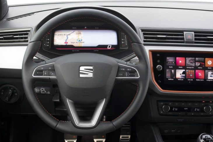 SEAT introduces its Digital Cockpit to the Arona and Ibiza 005 HQ 730x487 at SEAT Arona and Ibiza Get Fully Digital Cockpit