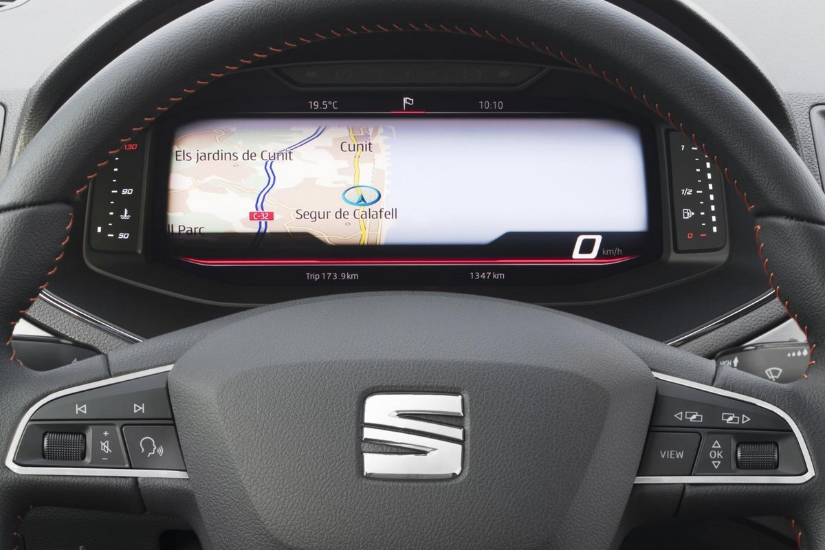 Seat Arona And Ibiza Get Fully Digital Cockpit Bonneville Catalina General Motors Corp Wiring Guide Diagram Chart Audi Thought They Had Done Something Amazing When Launched Their Virtual With A Large Screen In Place Of The Tradition Instruments