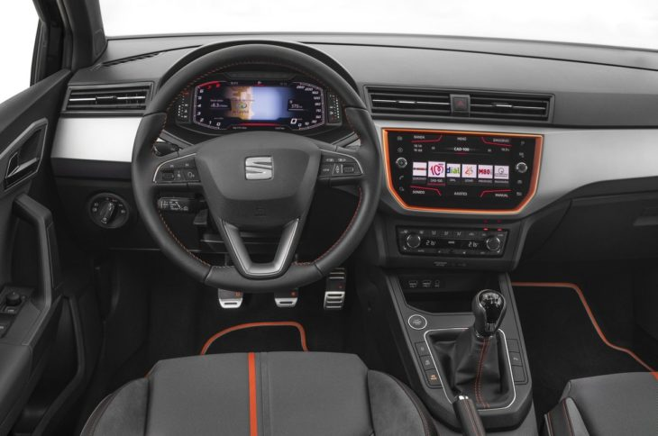 SEAT introduces its Digital Cockpit to the Arona and Ibiza 007 HQ 730x484 at SEAT Arona and Ibiza Get Fully Digital Cockpit
