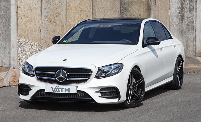 VATH E350d 1 at VATH Upgrades Mercedes E Class Diesel (E 350d)