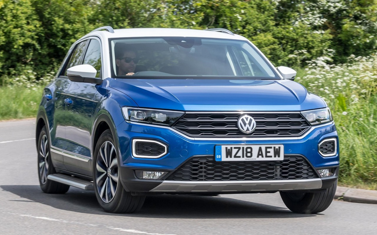 2019 volkswagen t roc gets a new diesel engine in the uk. Black Bedroom Furniture Sets. Home Design Ideas
