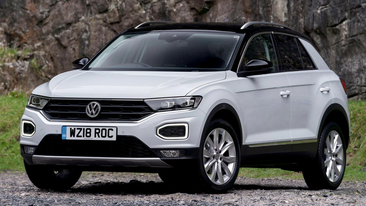 2019 volkswagen t roc gets a new diesel engine in the uk. Black Bedroom Furniture Sets. Home Design Ideas
