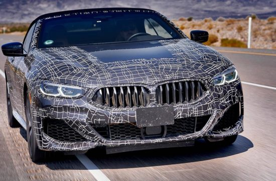 bmw 8 series convertible 5 550x360 at New BMW 8 Series Convertible Official Spy Shots