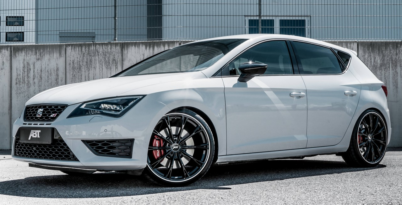 Abt Seat Leon St Cupra Carbon Packs 370 Ps Automotivetestdrivers