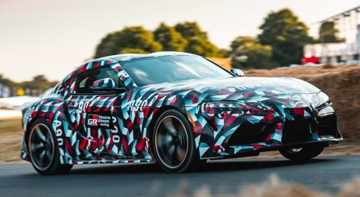 new toyota supra 730x399 at The New Toyota Supra   Our Wish List