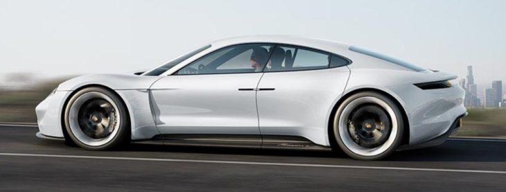 porsche taycan 730x277 at Which Auto Maker Will Steal Teslas Thunder?