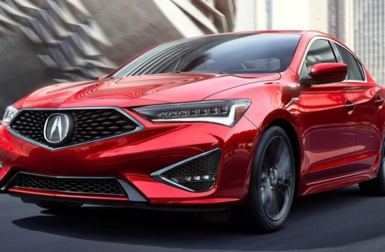 01 2019 Acura ILX A Spec 550x360 at 2019 Acura ILX Is Slightly Better Than the Previous One